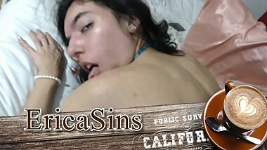 Erica 2 cum shots 3 way fan special